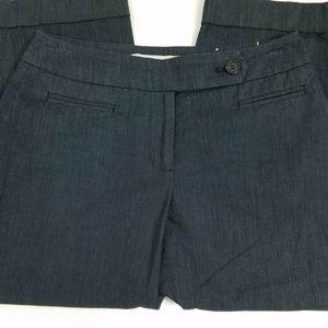 Ann Taylor LOFT Petites Julie Capris Pants Trouser